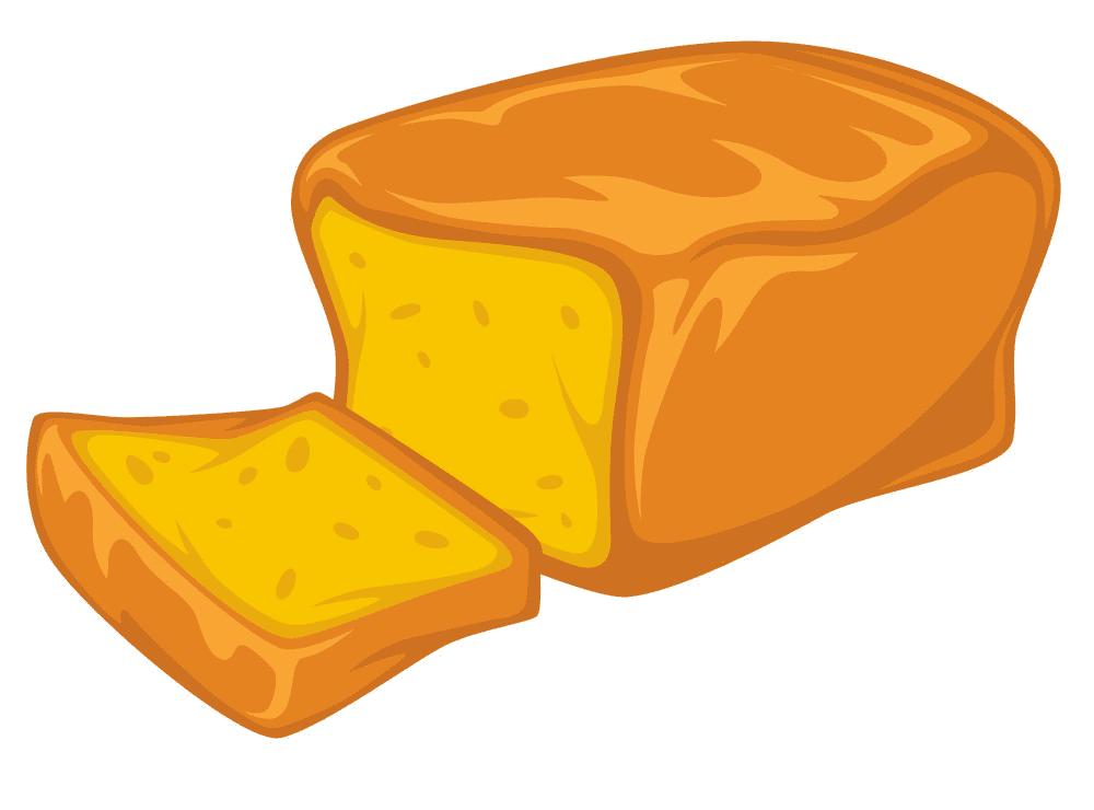 Bread clipart 8