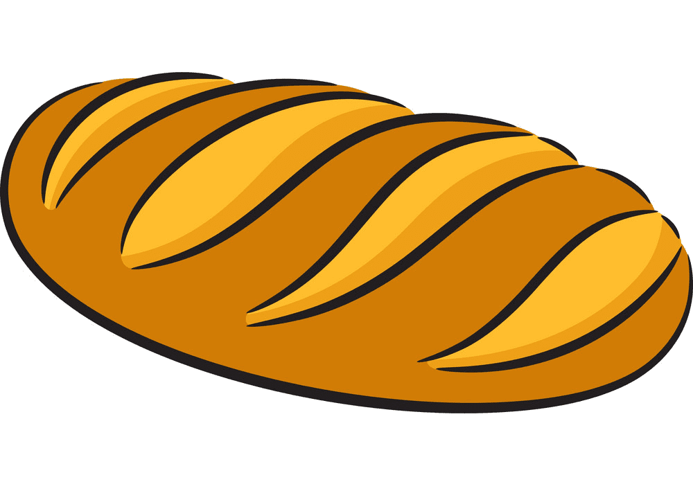 Bread clipart for free