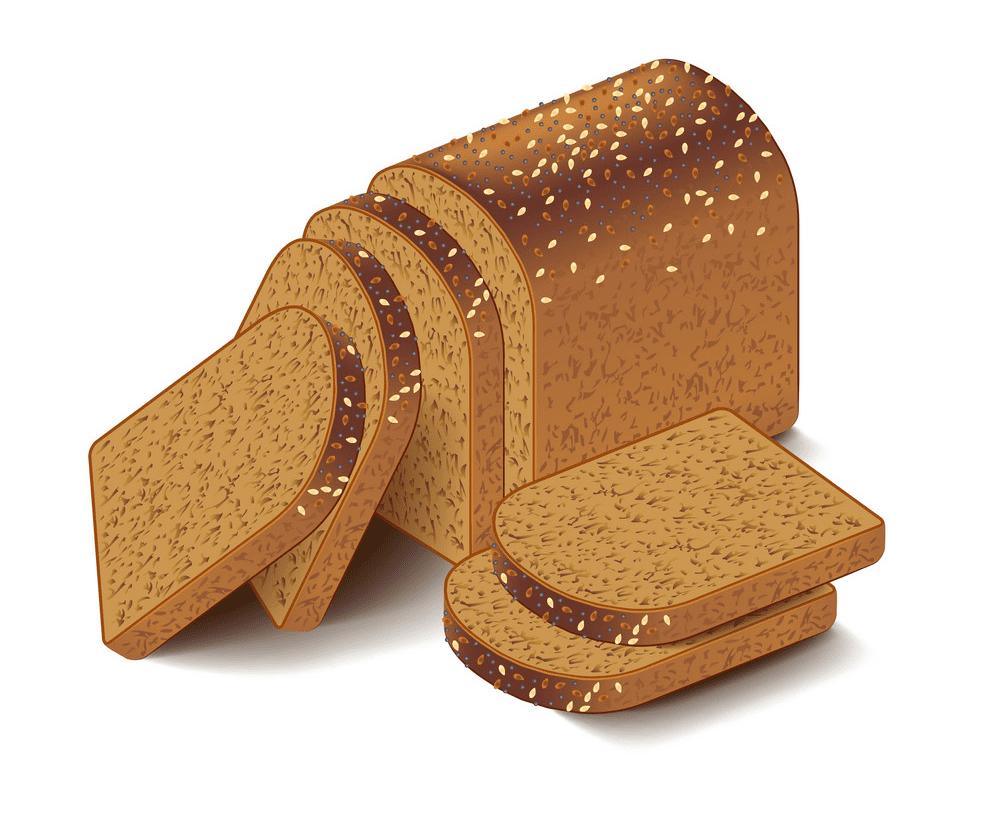 Bread clipart free 3