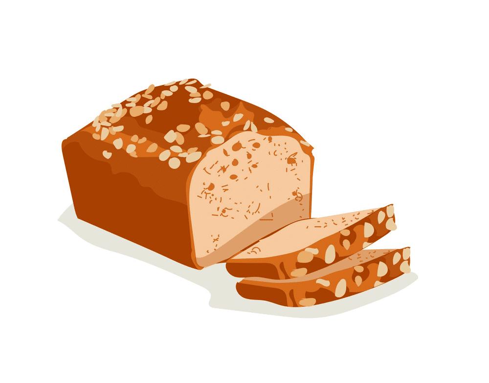 Bread clipart free 4