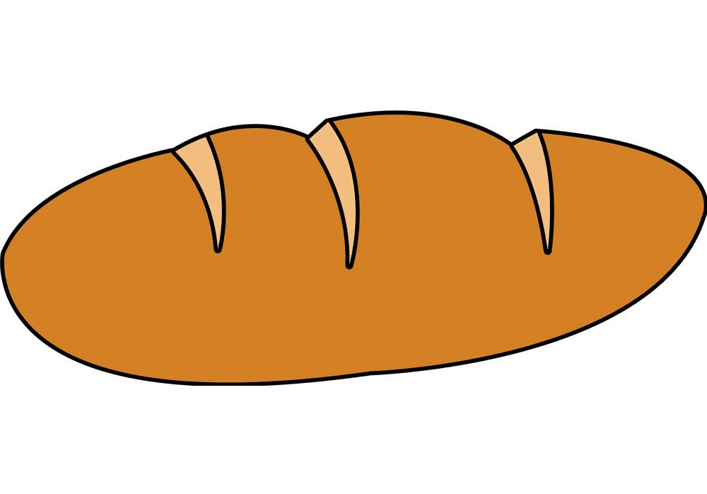 Bread clipart free 5