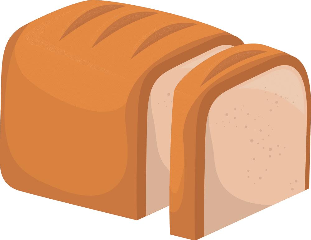 Bread clipart free 7