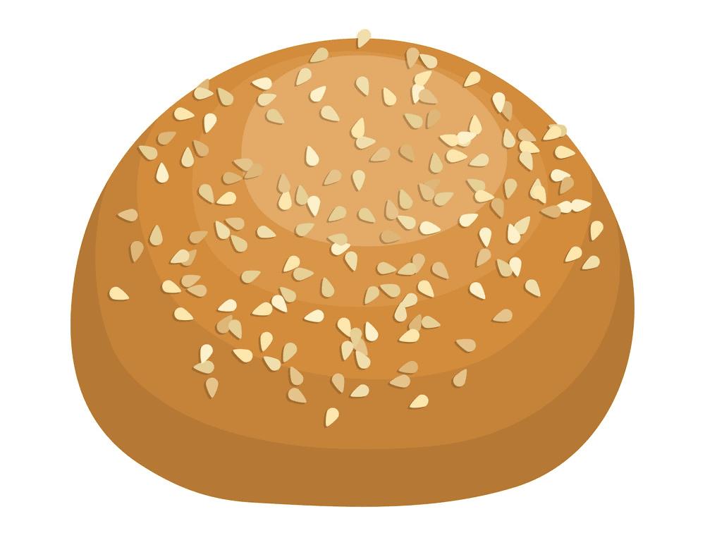 Bread clipart free 9