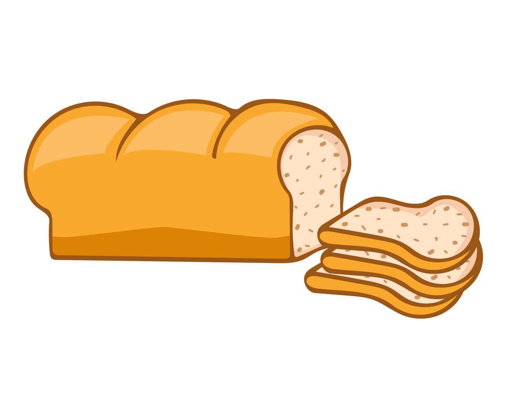 Bread clipart free image