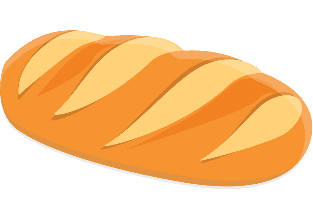 Bread clipart free