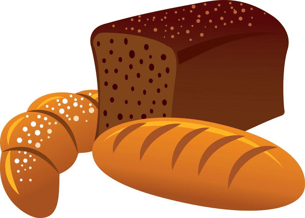 Bread clipart picture