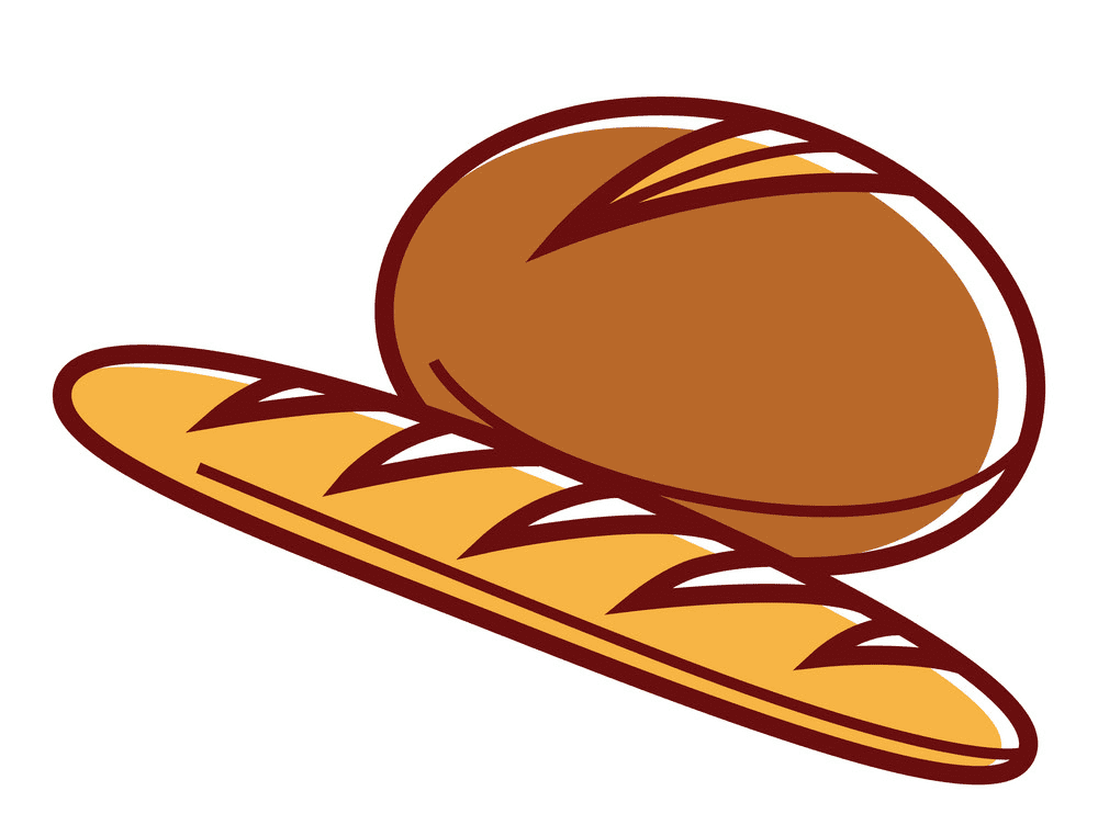 Bread clipart png 1