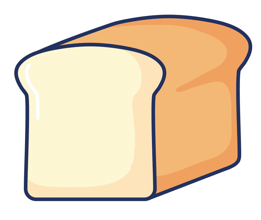 Bread clipart png 10