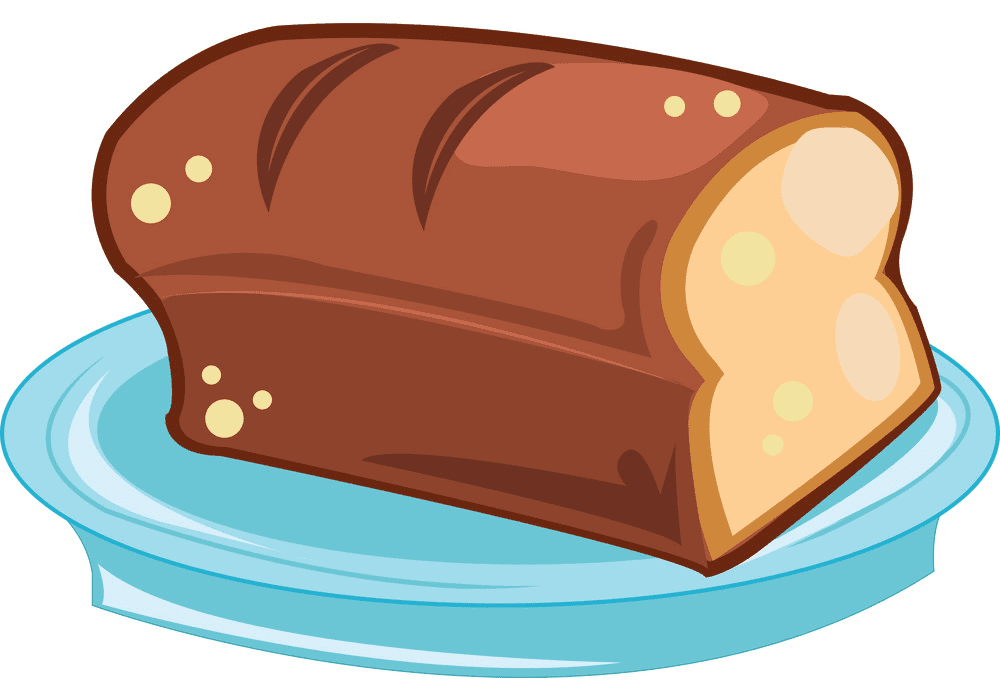 Bread clipart png 3