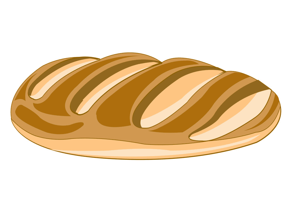 Bread clipart png 6