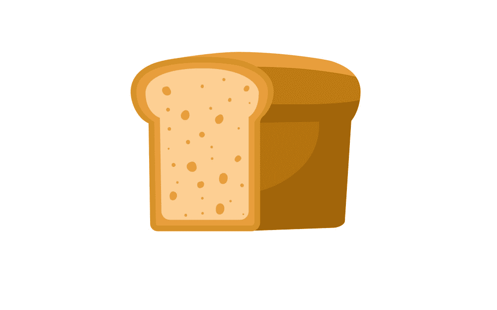 Bread clipart png 8