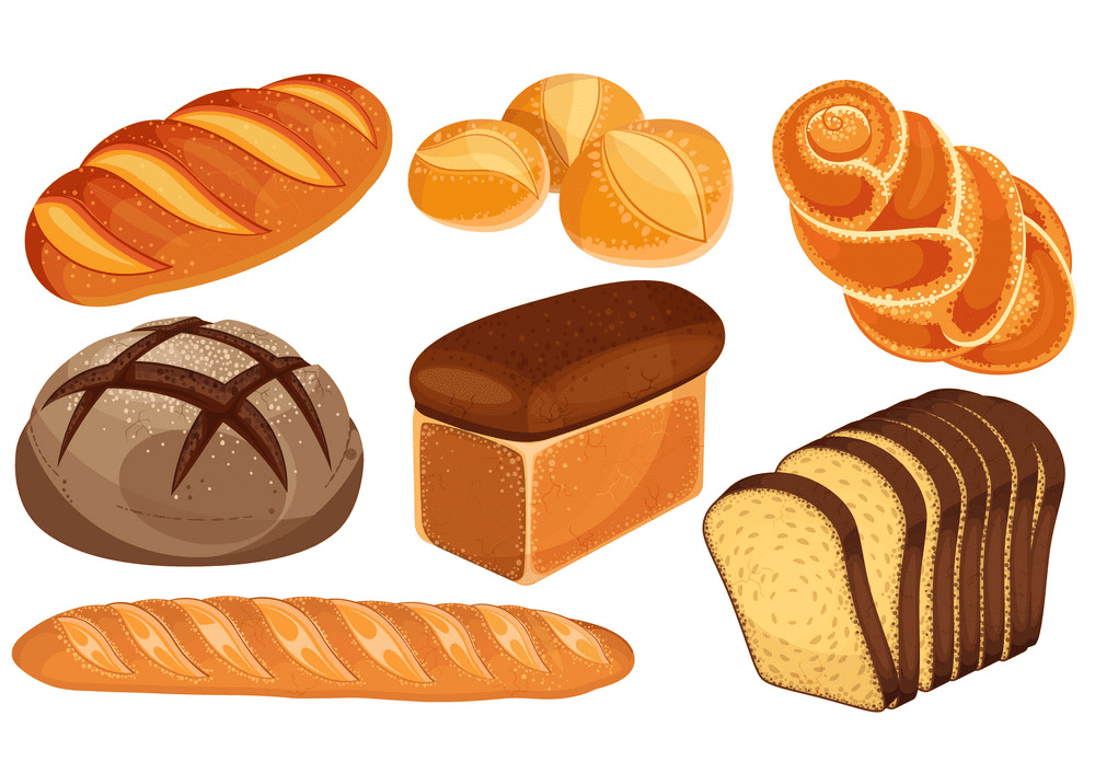 Bread clipart png image