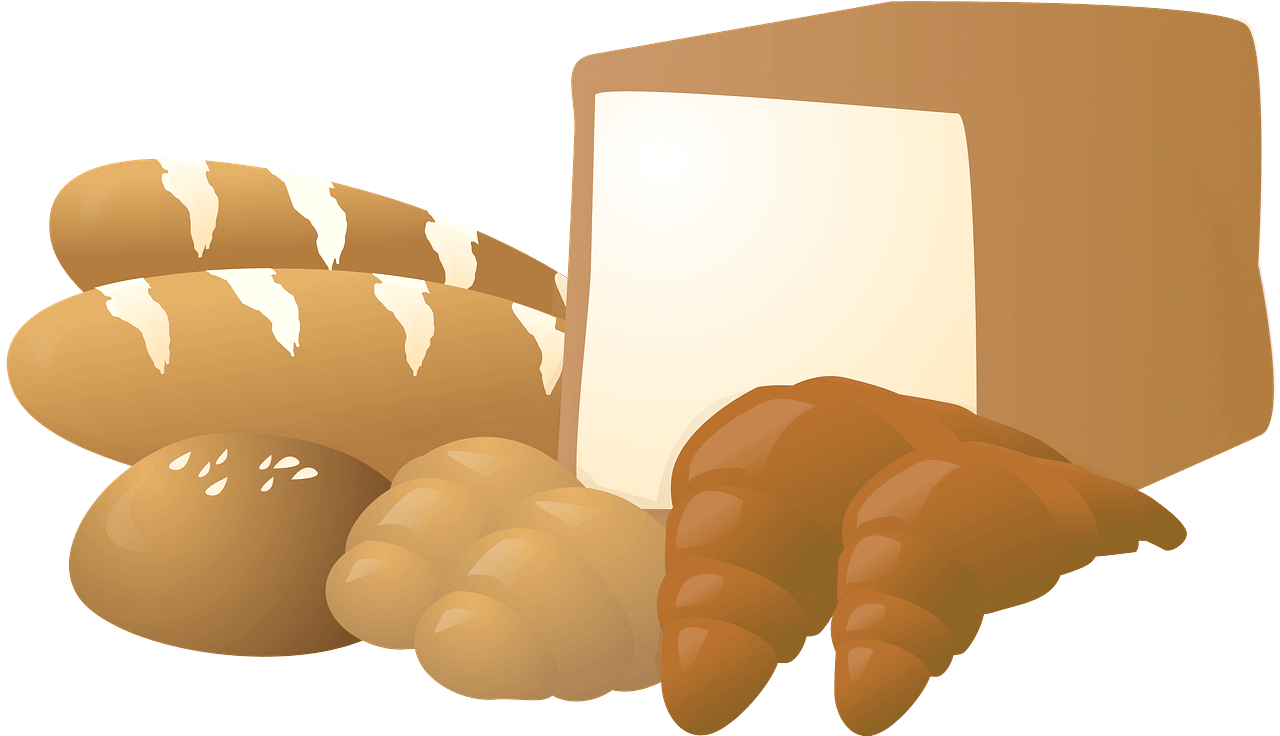 Bread clipart transparent 3