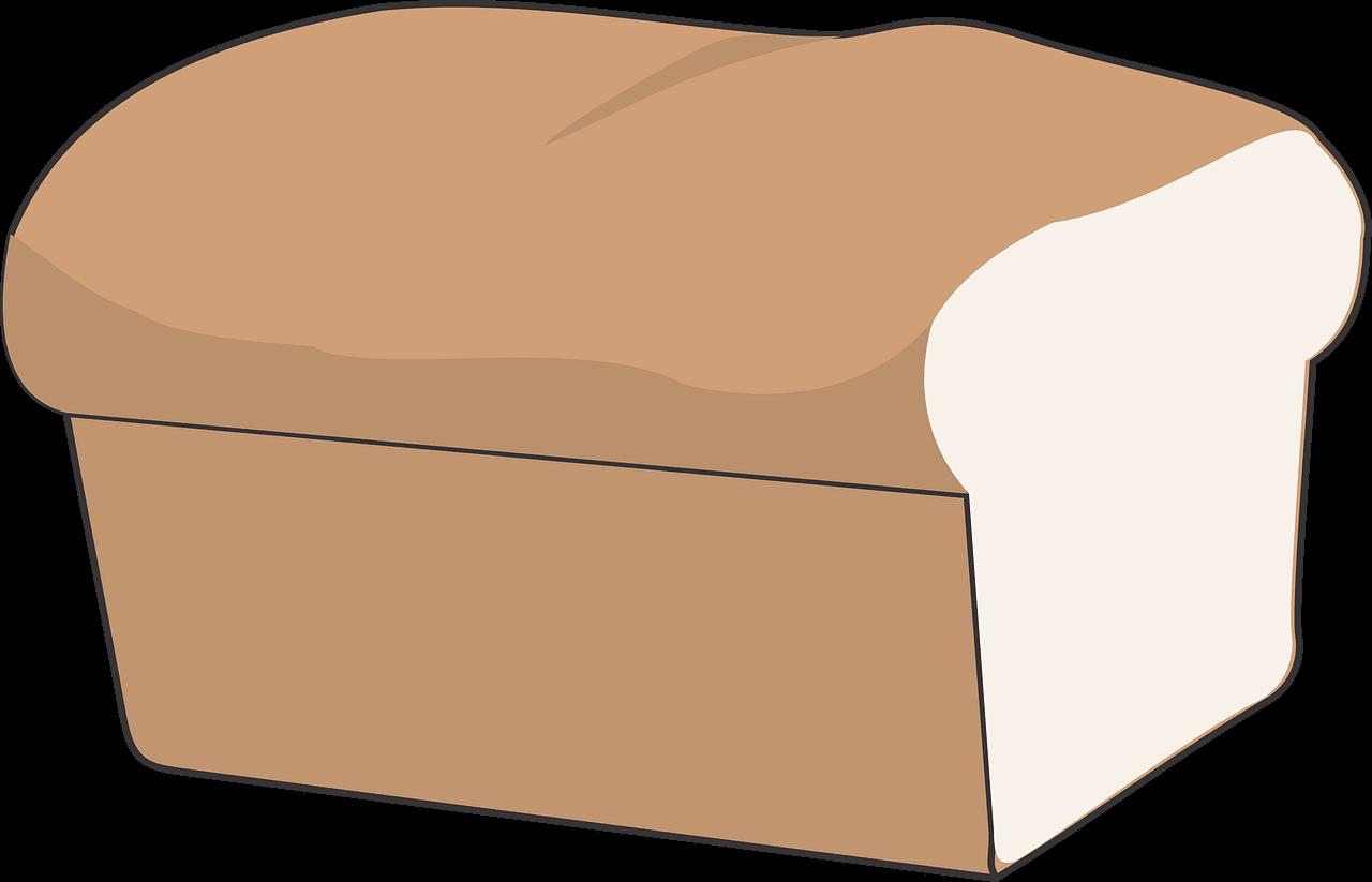 Bread clipart transparent 4