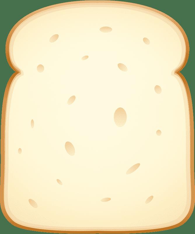 Bread clipart transparent background 11