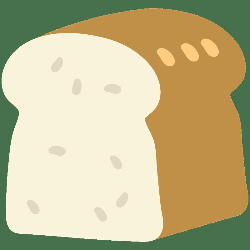 Bread clipart transparent background 5