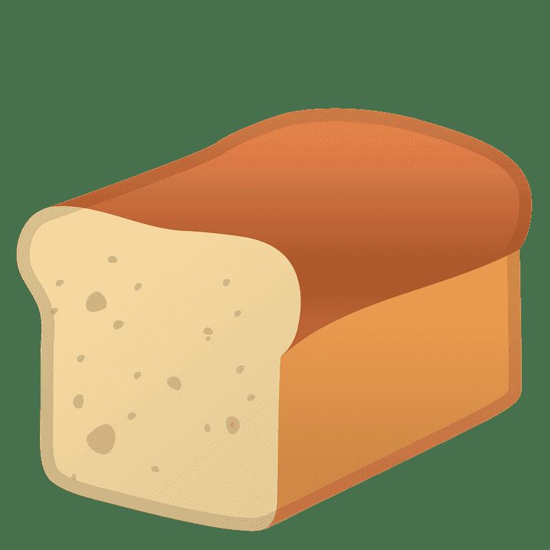 Bread clipart transparent background 6