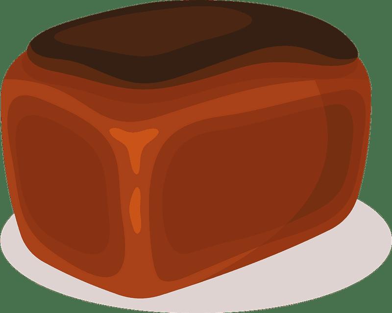Bread clipart transparent background 8