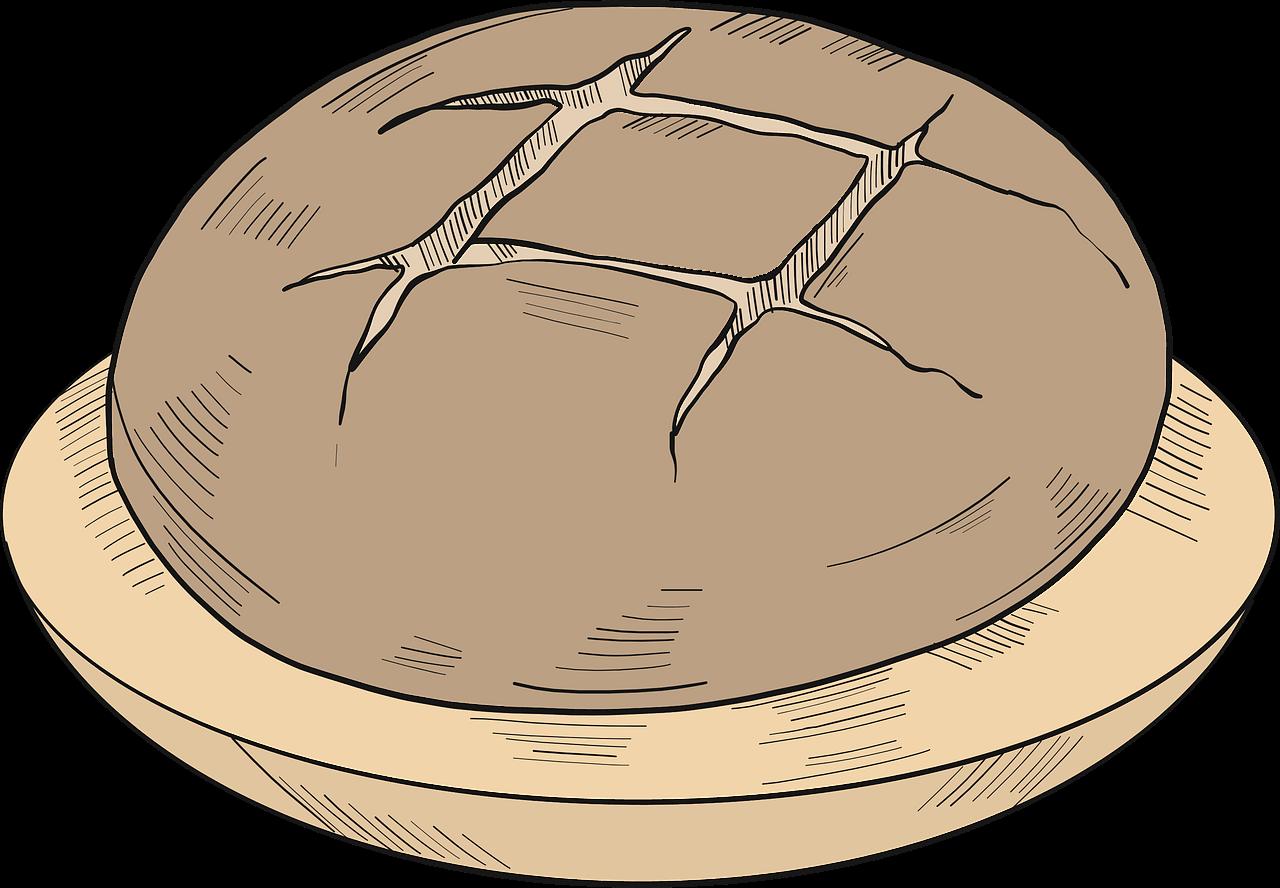 Bread clipart transparent download