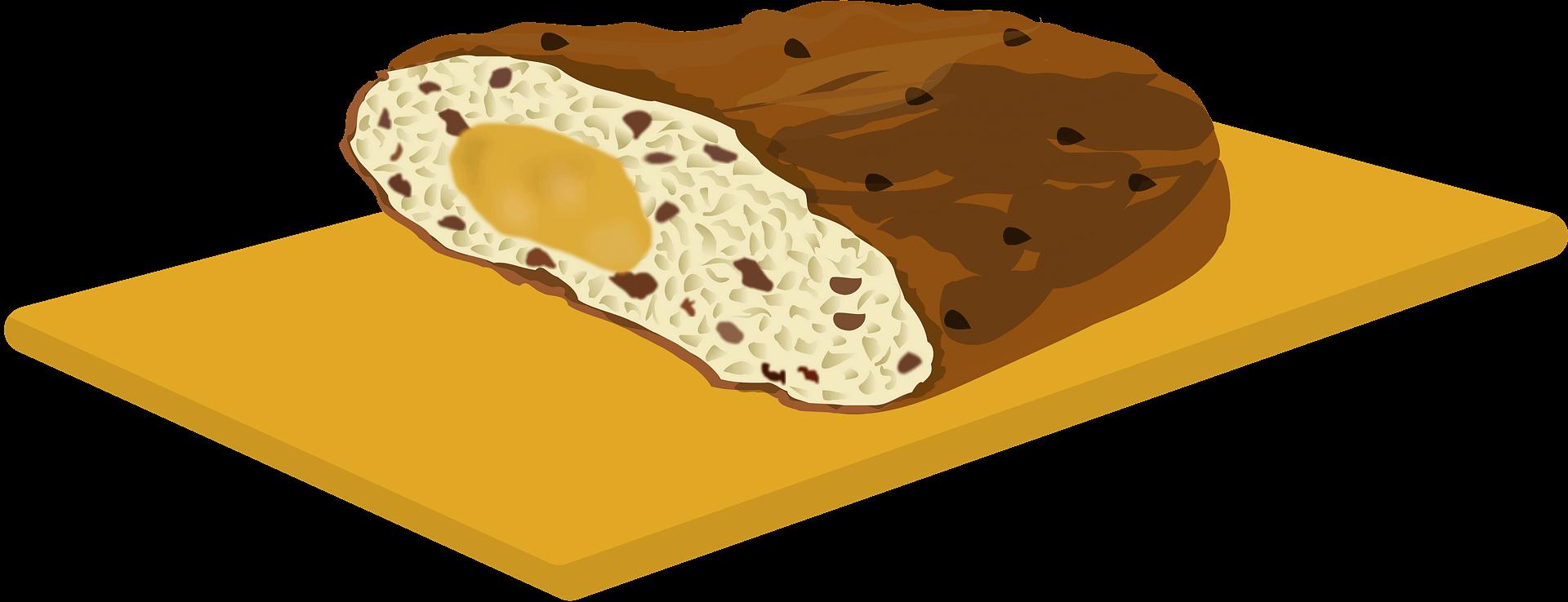 Bread clipart transparent free