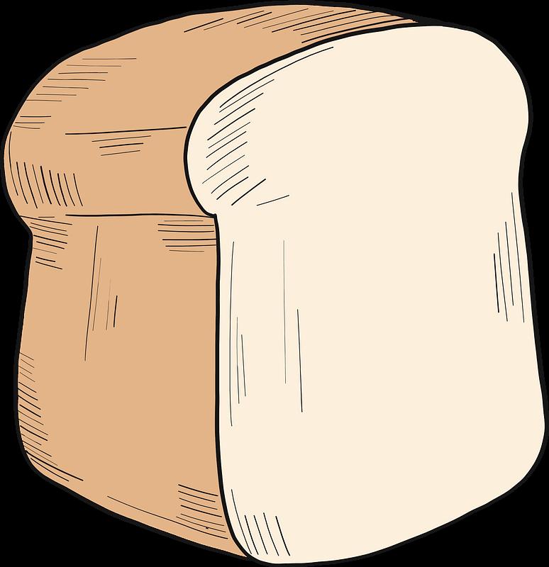 Bread clipart transparent png image