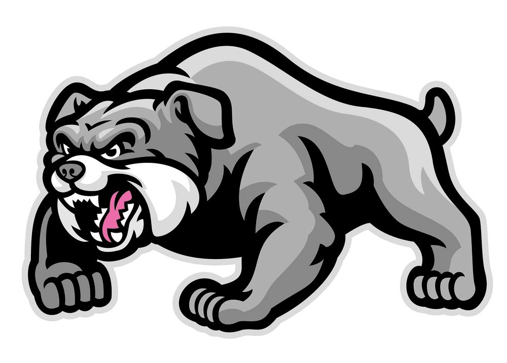 Bulldog clipart free png