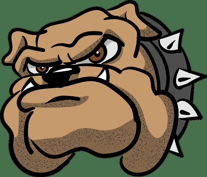 Bulldog clipart transparent background image