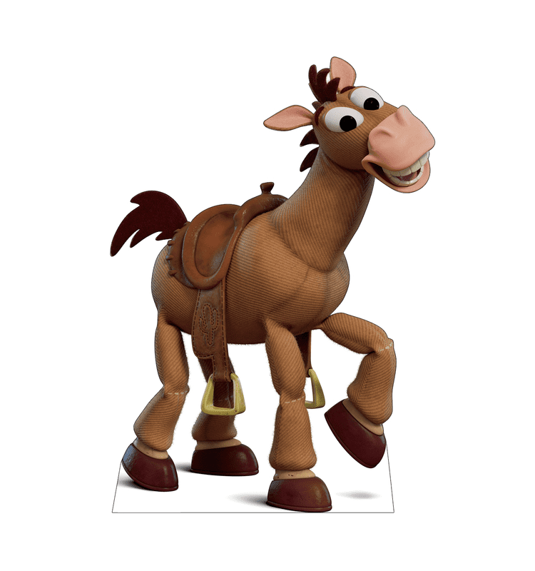 Bullseye Toy Story clipart png
