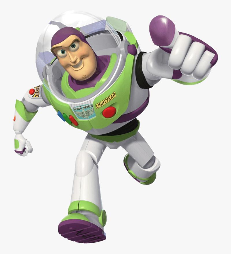 Buzz Lightyear Toy Story clipart 2