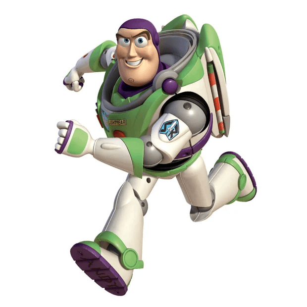 Buzz Lightyear Toy Story clipart free images