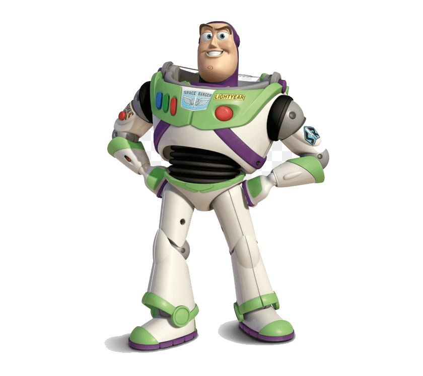 Buzz Lightyear Toy Story clipart images