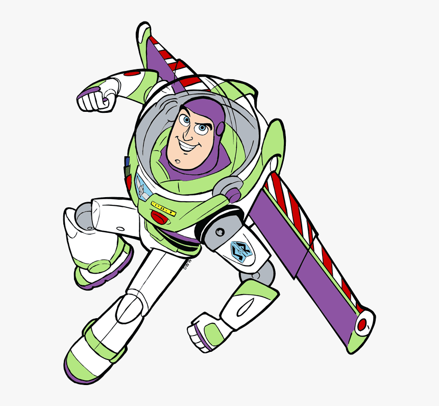 Buzz Lightyear Toy Story clipart png image