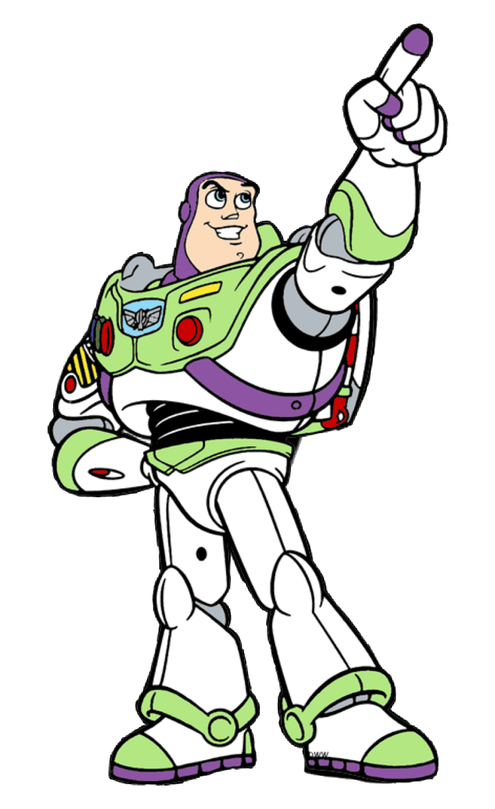 Buzz Lightyear Toy Story clipart png images