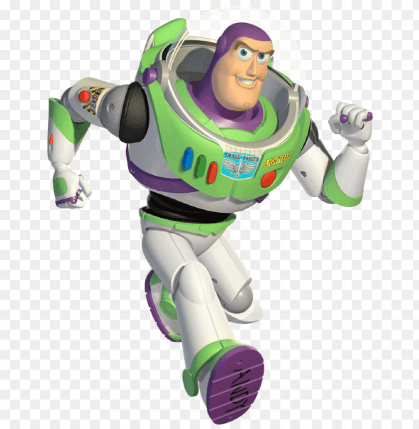 Buzz Lightyear Toy Story clipart png