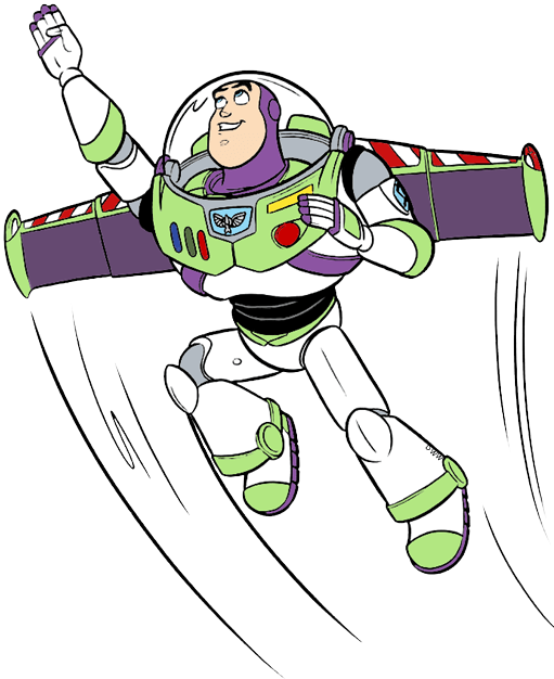 Buzz Lightyear Toy Story clipart transparent 3