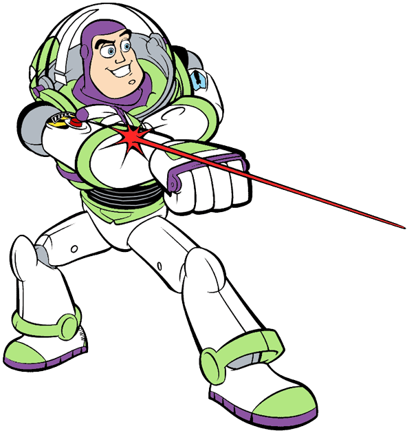 Buzz Lightyear Toy Story clipart transparent 4