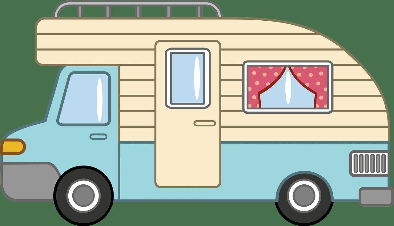 Camper clipart transparent 10