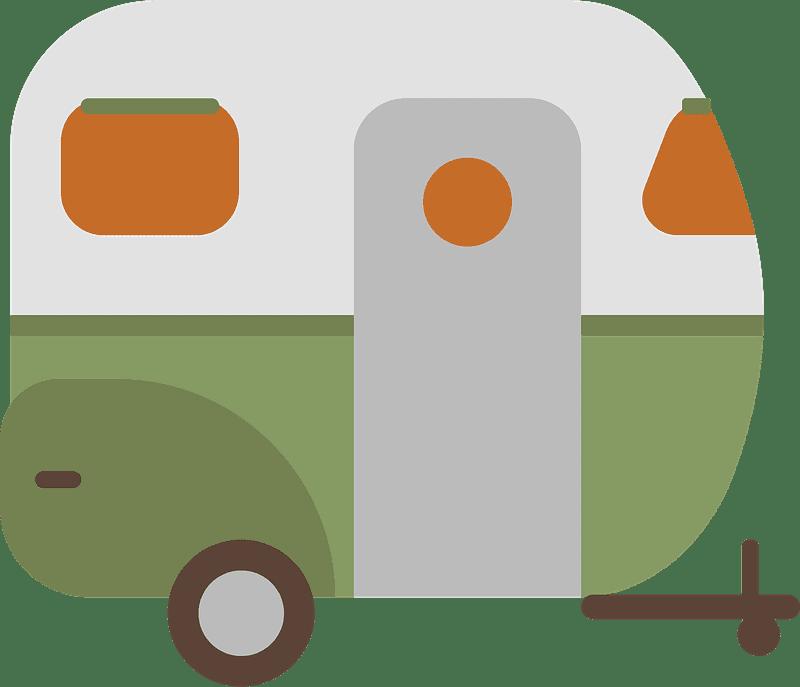 Camper clipart transparent background 2