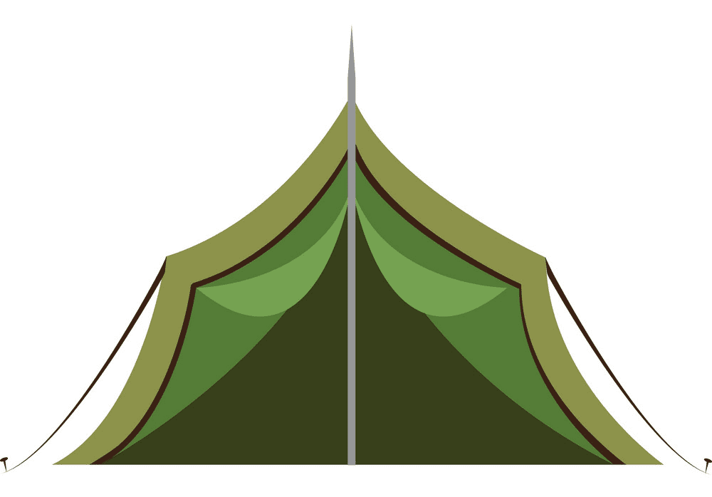 Camping Tent clipart download