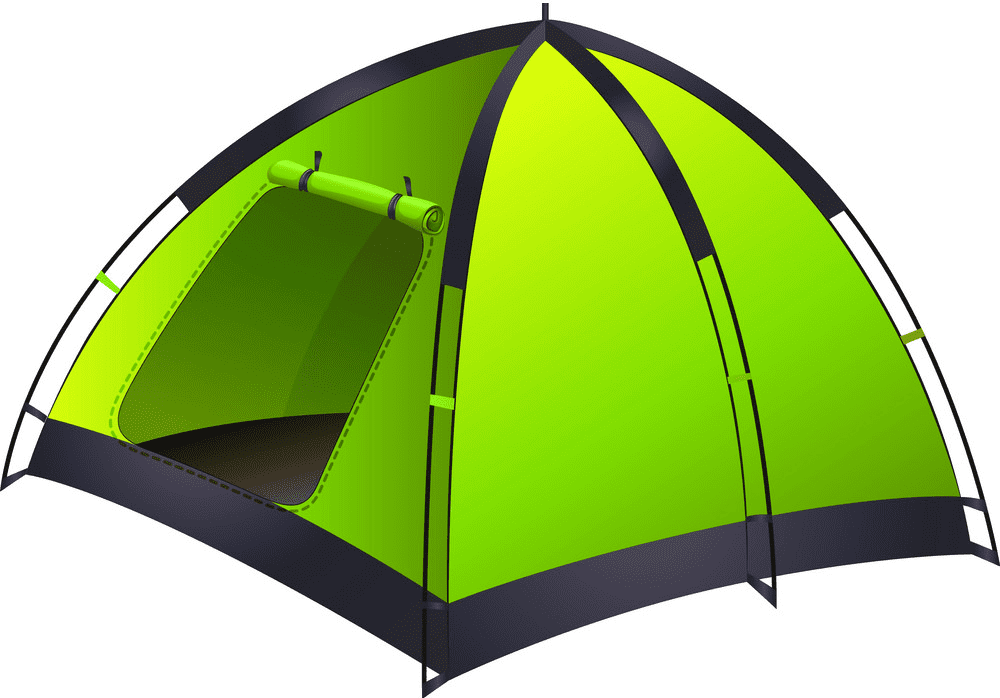Camping Tent clipart png image