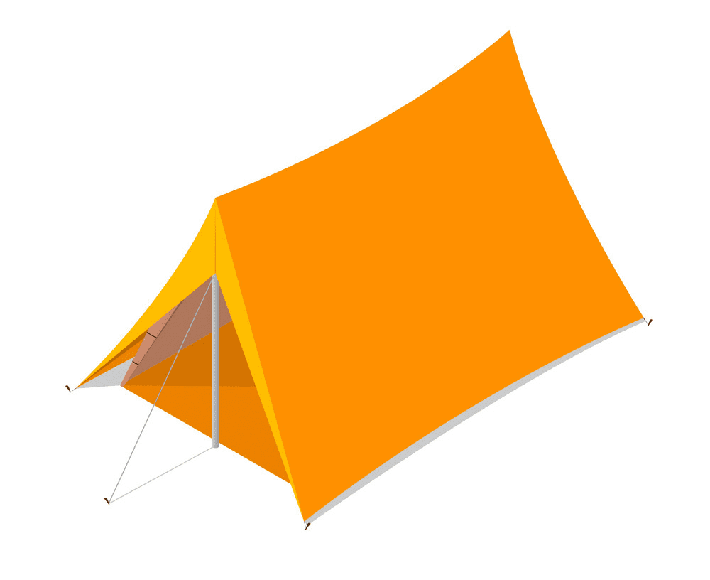 Camping Tent clipart png images