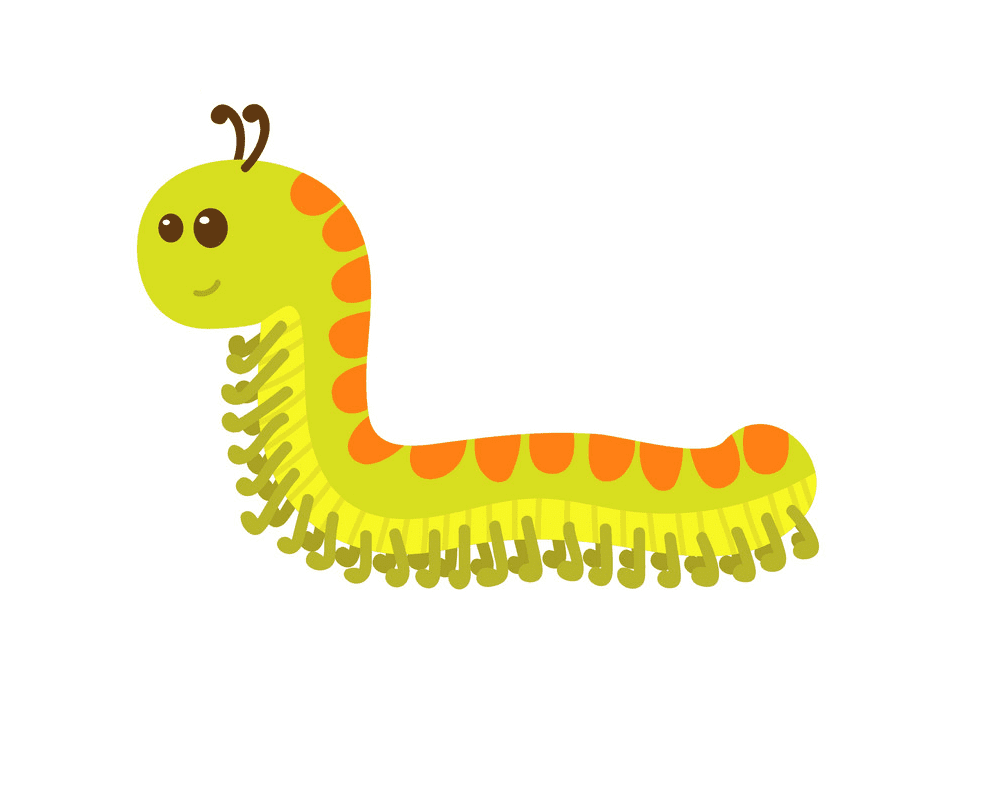 Caterpillar clipart free images