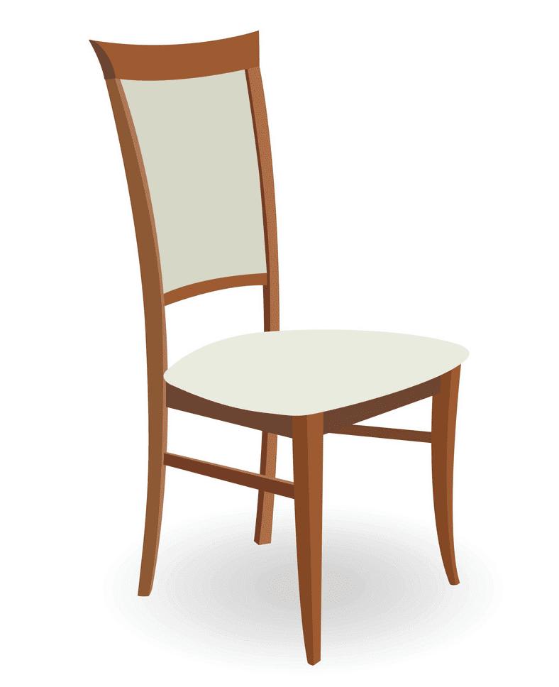 Chair clipart 1