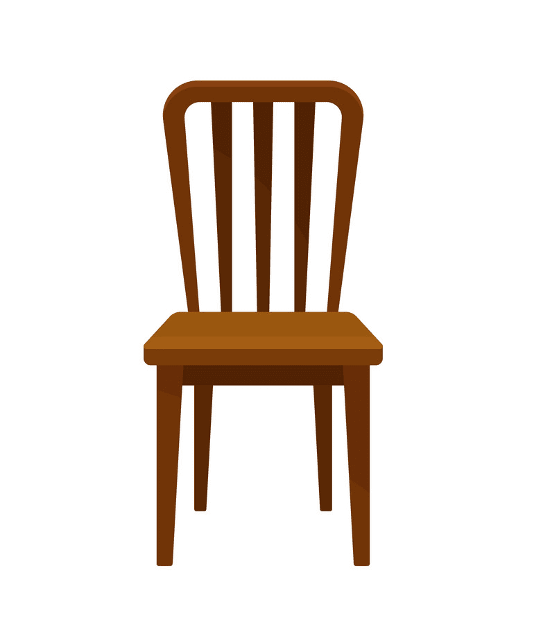 Chair clipart 2