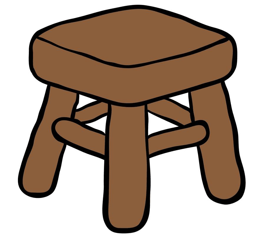 Chair clipart 3