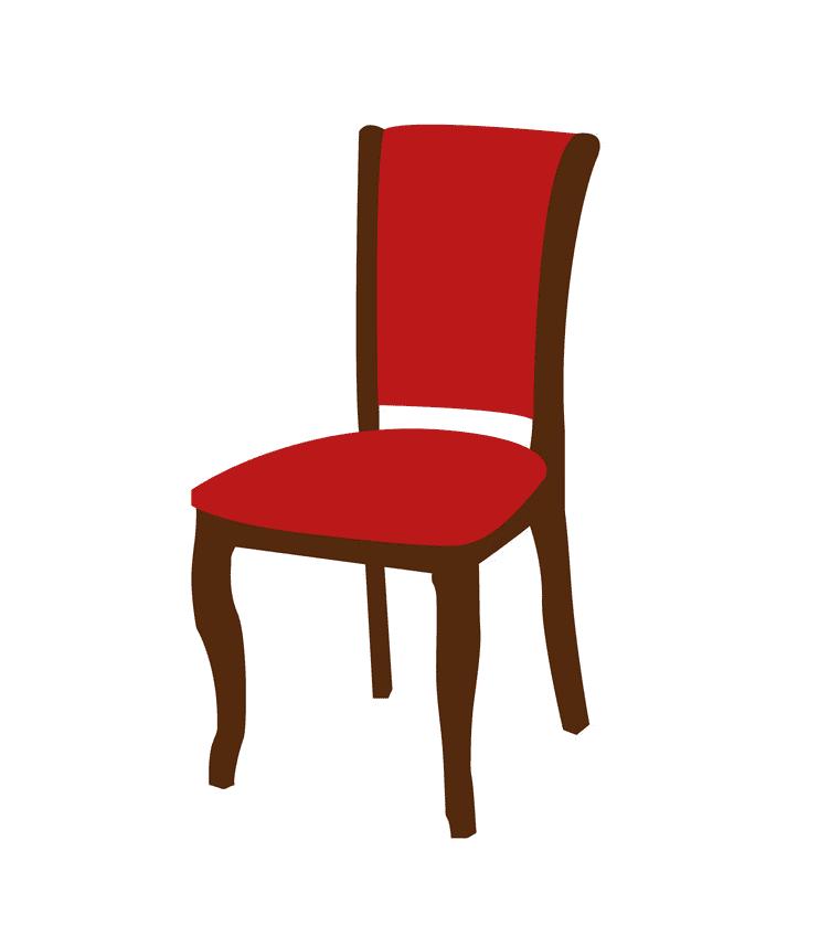 Chair clipart 6