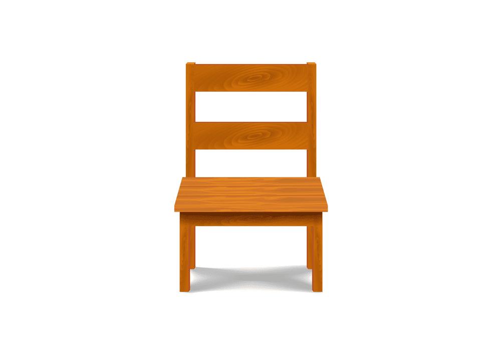 Chair clipart 8