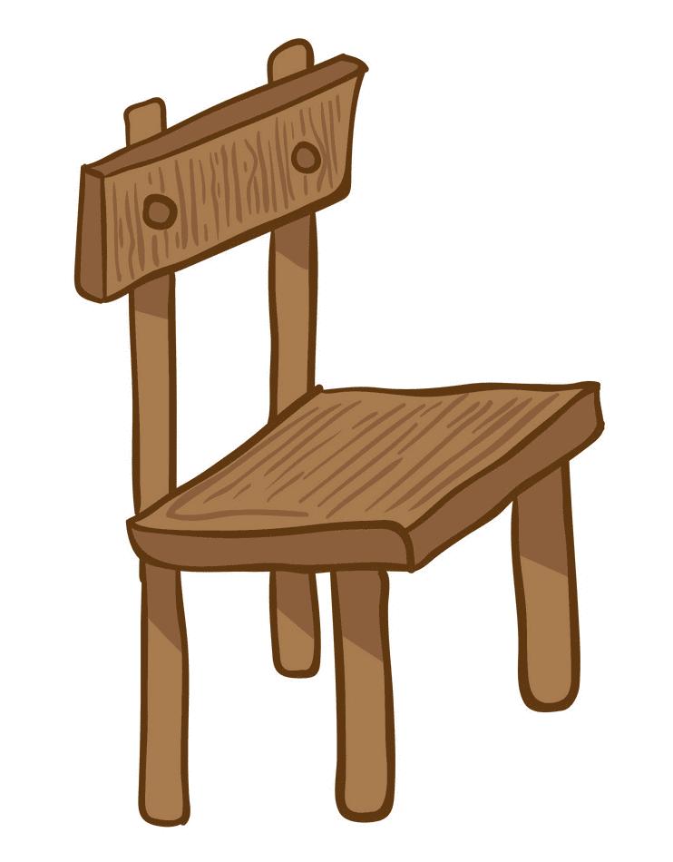 Chair clipart 9
