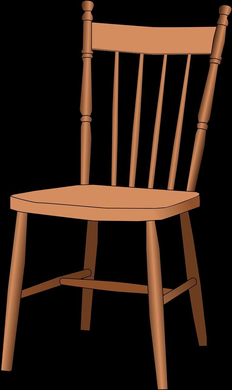Chair clipart transparent 1