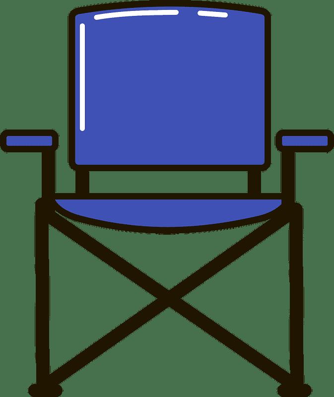 Chair clipart transparent 12